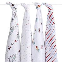 $34.99 aden + anais Classic Muslin Swaddle, Vintage Circus