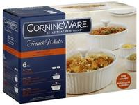 $19.60 CorningWare 6 Piece Bakeware Set