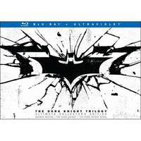 $27.99 Dark Knight Trilogy: Ultimate Collector's Edition on Blu-ray Disc