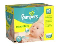 FREE $15 Amazon Gift Card  When You Buy Select Boxes of Pampers Diapers
