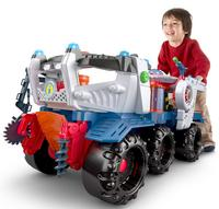 $99.99 Fisher-Price Imaginext Supernova Battle Rover