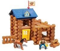 $13.97 Lincoln Logs Horseshoe Hill Station Building Set