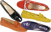 Up to 30% Off Tod's Designer Shoes on Sale @ MYHABIT