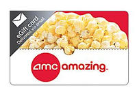 $20.00  $25 AMC Theaters Gift Card (Email Delivery) @ Staples