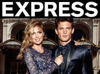 50% OFF Everything @ Express