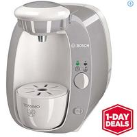 $49.00 Bosch Tassimo T20 Beverage System and Coffee Brewer, Grey