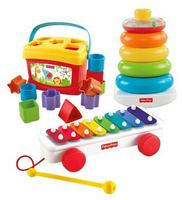 $18.00 Fisher-Price Classic Infant Trio Gift Set