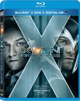 $3.99 X-Men First Class [Blu-ray]
