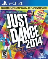 $24.99 Just Dance 2014 for various console