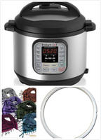 $55 Off + Free Gift Instant Pot, Dealmoon Black Friday Exclusive!