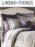 Up to 60% off+ Extra 25% off Bedding, Bath & More Items During Black Friday Sale @ Linens N' Things