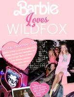 Barbie Dream House Collection Launched @ Wildfox