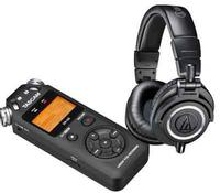 $144 Audio-Technica ATH-M50x Professional Monitor Headphones