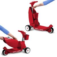 Lowest Price Ever! $28.99 Radio Flyer Ride 2 Glide Ride On