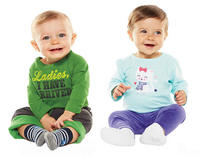 $3.39 Jumping Beans Tops and Bottoms for Baby @ Kohl's