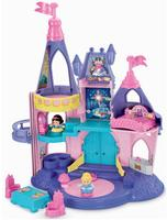 $34.98 Fisher-Price Little People Disney Princess Songs Palace