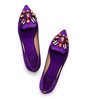 Extra 30% Off Flat Shoes @ Tory Burch