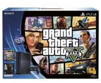 $399.99 PlayStation 4 Black Friday Bundle - Grand Theft Auto V and The Last of Us Remastered: Video Games