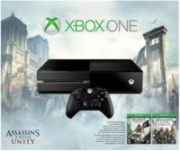 $329.99 Microsoft Xbox One Console Assassin's Creed: Unity Bundle