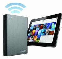 $69.99 Seagate Wireless Plus 500GB Portable Hard Drive(STCV500100)