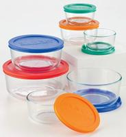 $9.97 Pyrex 8 or 14-pc. Storage Bowl Sets