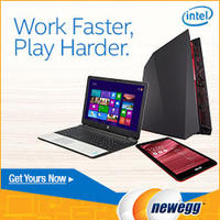 Shocking Black Friday Deals: Intel Base Computer & Tablet Deals Starting at $49.99 + Free Shipping only at Newegg.com