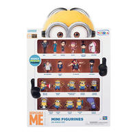 $19.99 Despicable Me 20 Piece Minion Figures Set