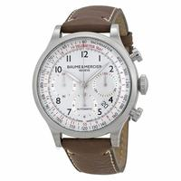 $1199.00 Baume and Mercier Capeland Mens Watch (3 Styles)