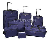$77.99 American Tourister 7-Piece Ultra Lightweight Deluxe Luggage Set