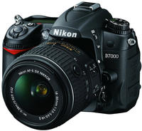 $649.95 Nikon D7000 16.2 Megapixel Digital SLR Camera with 18-55mm Lens