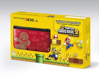 $149.96 Nintendo 3DS XL New Super Mario Bros 2 Limited Edition Handheld