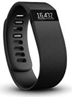 $99.99 Fitbit Charge Wireless Activity Wristband, Black, Large