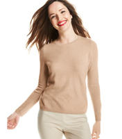 $39.99 Select Charter Club Women's Cashmere Sweaters @ Macy's Black Friday Sale