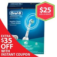 $54.99 Find the Oral B Professional Care SmartSeries 5000 Electric Toothbrush at Walmart.com. Save money. Live better.