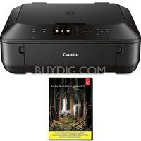 $79.99 Canon PIXMA MG5620 Wireless All-in-One Printer + Adobe Lightroom 5