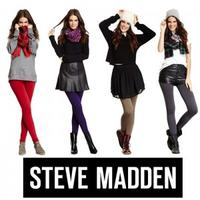 $4.99 Steve Madden Women's Fleece Lined Footless Leggings