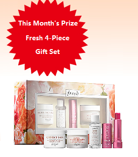 Subscribe to Dealmoon Newsletter,  Win the Fresh Flower Power 4 Piece Gift!