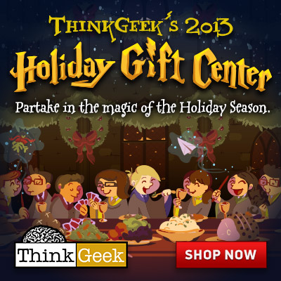 Up To 30% Off @ ThinkGeek