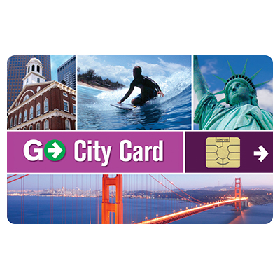 Dealmonon Exclusive!  $25 off Go City Card orders $400 or more from Go Card USA & Smart Destinations
