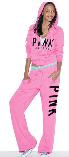 $25 Each Hoodie And Boyfriend Pant @ Victoria's Secret