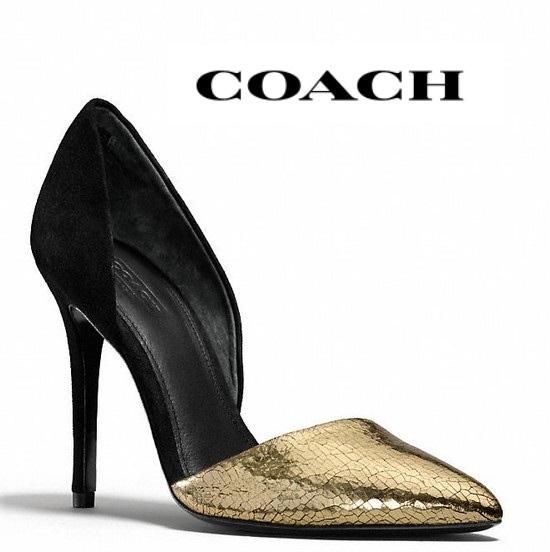 Up to 40% Off Select Sandals, Heels, Flats & More @ Coach