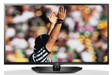 $929.99 LG 55-inch LCD Smart TV 55LN5700 LED-backlit HDTV