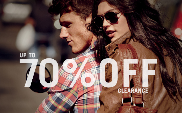 Up To 70% Off Clearance @ Aeropostale