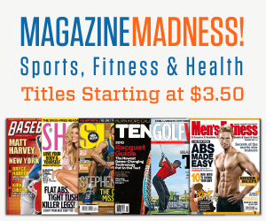 Magazine Madness Sale @ DiscountMags.com