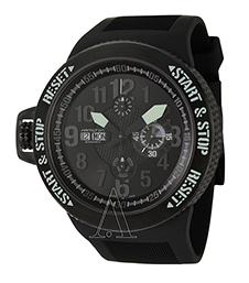 $598 Hamilton Men's Khaki Field Base Jump Auto Chrono Watch H79786333