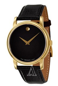 $229 Movado Men's Collection Watch 2100005