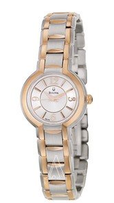 $66 Bulova Women's Fairlawn Watch 98L153