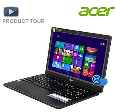 $349.99 Acer Aspire E1-532P-4819 Notebook