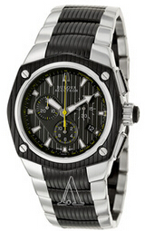 $188.00 Bulova Accutron Men's Corvara Watch 65B123