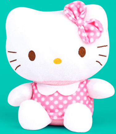 Free Hello Kitty Bean Doll with orders over $75 @ Sanrio